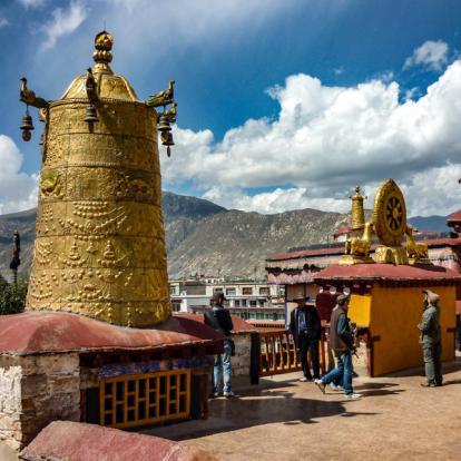 Voyage au Tibet : Escapade chez les Tibétains à Lhassa
