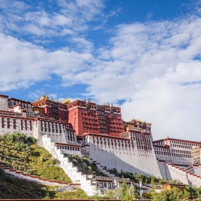 Séjour au Tibet : Escapade chez les Tibétains à Lhassa