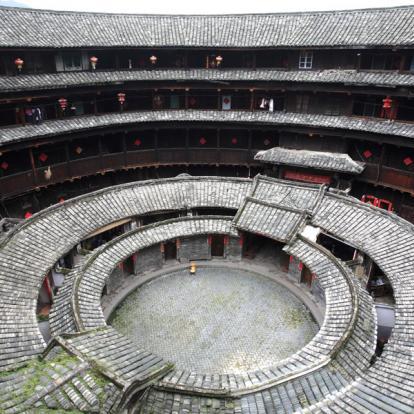 Circuit en Chine : Excursion dans le pays Hakka du Fujian