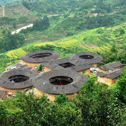 Voyage en Chine : Excursion dans le pays Hakka du Fujian