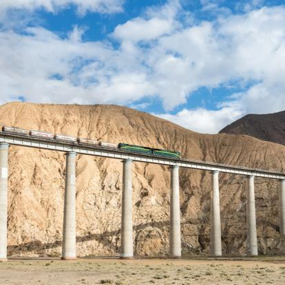 Voyage en Chine : Train du Ciel