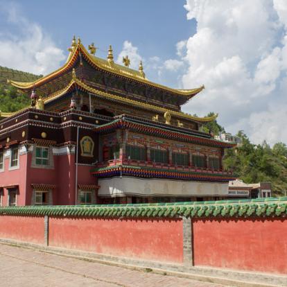 Circuit en Chine : Train du Ciel