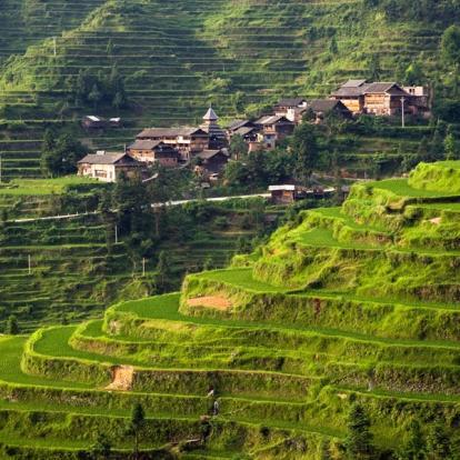Voyage en Chine : Trek chez les Ethnies Colorées du Guizhou