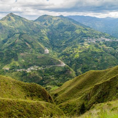 Circuit en Colombie: Colombie Patrimoine Mondial