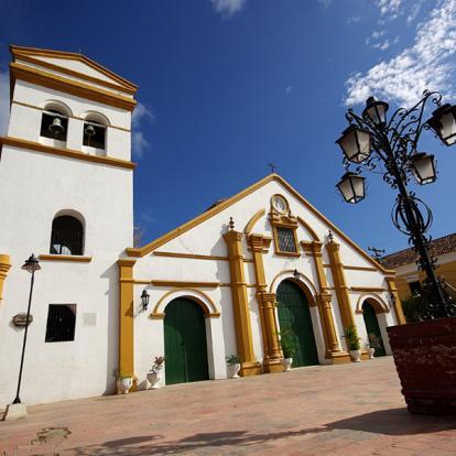 Voyage en Colombie: Colombie Patrimoine Mondial