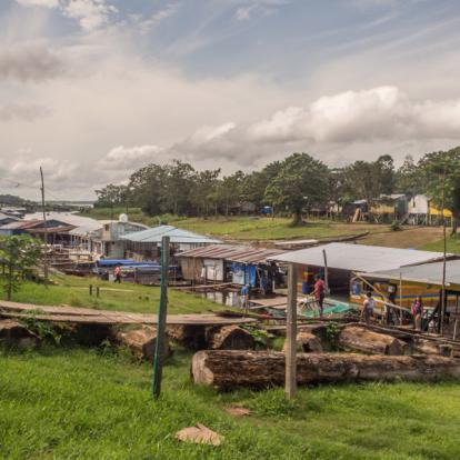 Circuit en Colombie: Entre Amazonie et Caraïbes