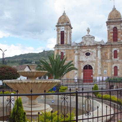 Circuit en Colombie: L'essentiel de la Colombie