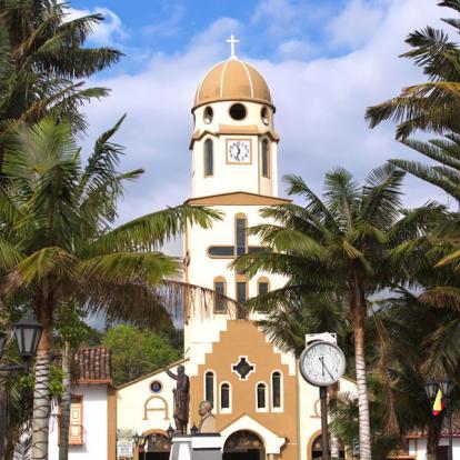 Circuit en Colombie: Le temps d'un tour en Colombie