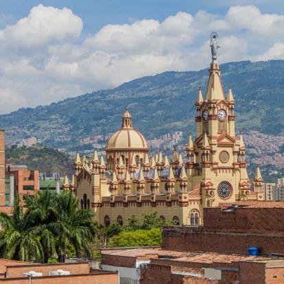 Circuit en Colombie: Trésors de Colombie