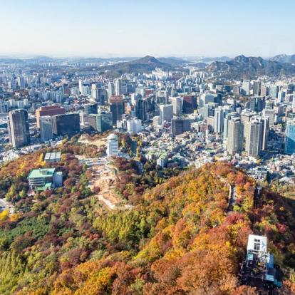 Voyage en Corée du Sud : Circuit Hallyu en Corée