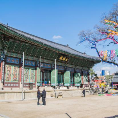 Voyage en Corée du Sud : Intégral Tour