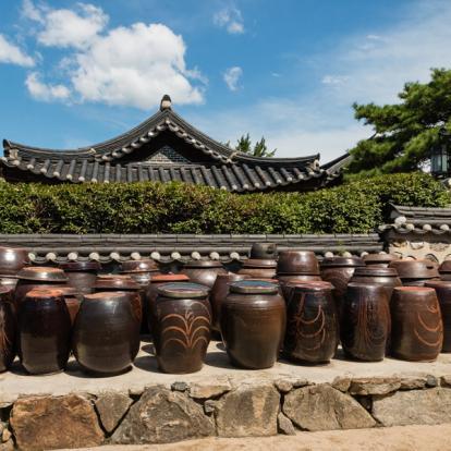 Circuit en Corée du Sud : Intégral Tour
