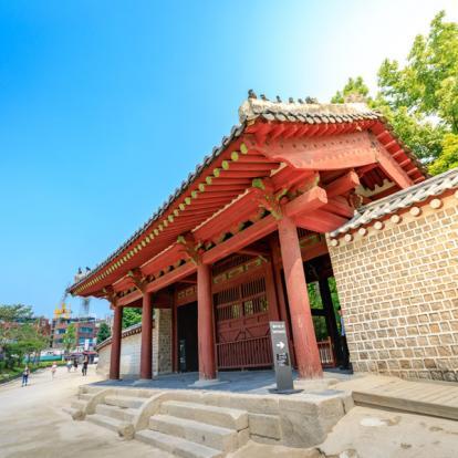 Circuit en Corée du Sud : Insolite Corée