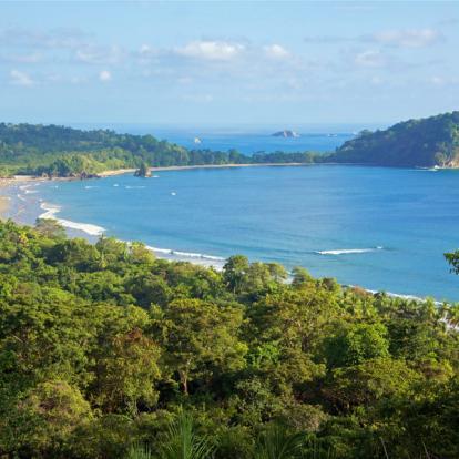Circuit au Costa Rica : Orchidées et Volcans, des Caraïbes au Pacifique
