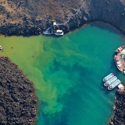 Voyage en Crète : Découverte de Santorin