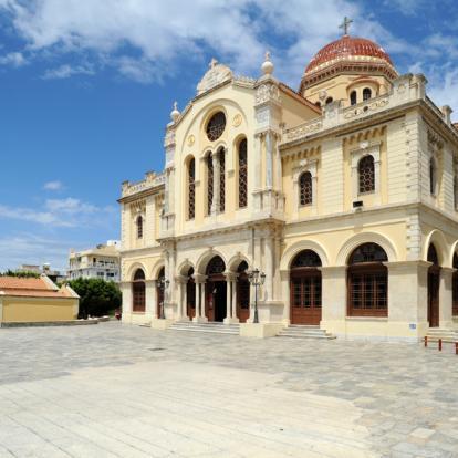 Voyage en Crète : L'Ouest de la Crète, du Nord au Sud