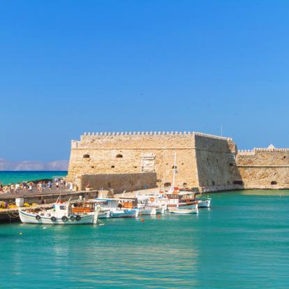 Circuit en Crète : L'Ouest de la Crète, du Nord au Sud