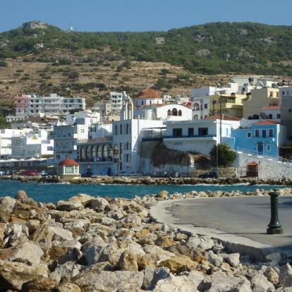 Voyage en Grèce : Le Trésor du Dodécanèse, Karpathos