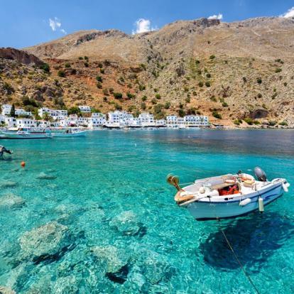 Voyage en Crète : Séjour V.I.P en Crète