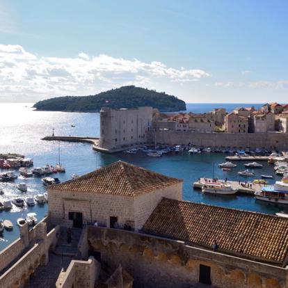 Voyage en Croatie : Les Cités Antiques Et Médiévales De Dalmatie