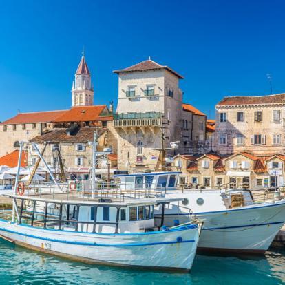Voyage en Croatie - Les Cités Antiques et Médiévales de Dalmatie