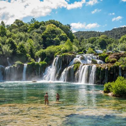 Circuit en Croatie: Le Long des Clairières et Rivières Dinariques