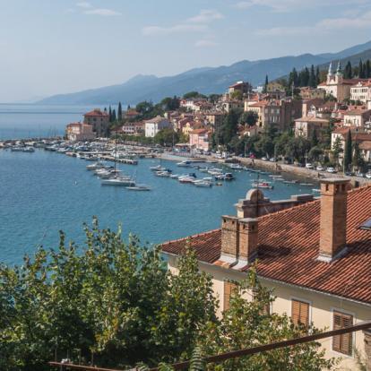 Voyage en Croatie : Découverte de la Croatie (Istrie Et Hrvatsko Zagorje)