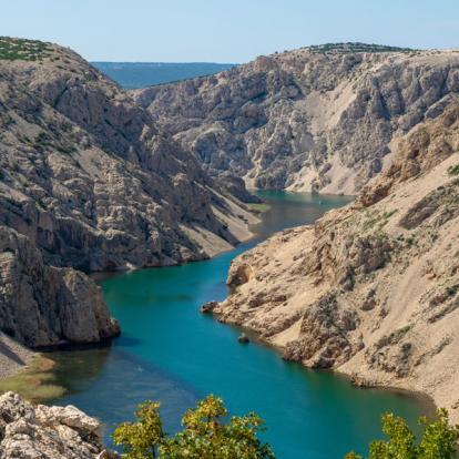 Circuit en Croatie : Evasion dans l'Arrière-Pays Dalamate