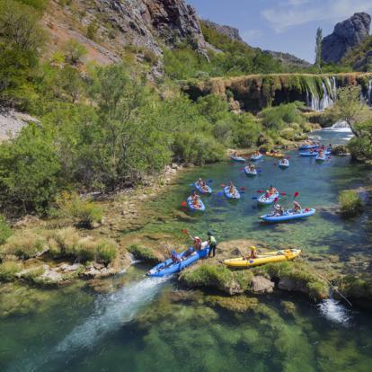 Voyage en Croatie : Evasion Les Quatre Eaux