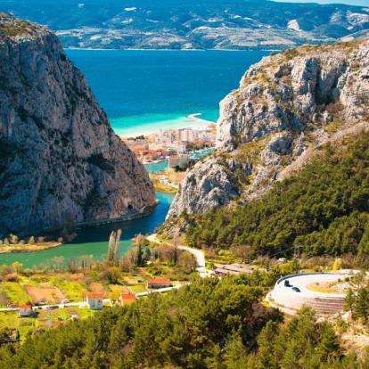 Circuit en Croatie : Evasion Les Quatre Eaux