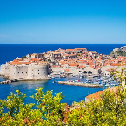 Voyage en Croatie : Le Littoral De Dubrovnik