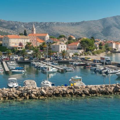 Circuit en Croatie : Le Littoral De Dubrovnik