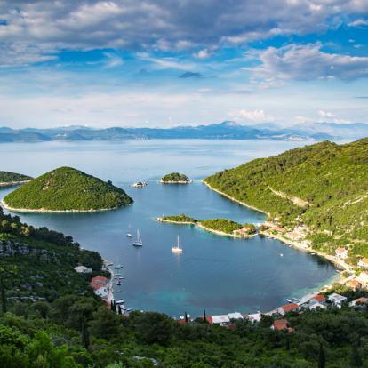 Circuit en Croatie : Le sud de la Croatie