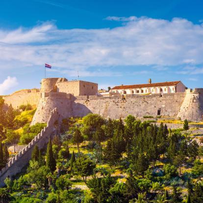 Circuit en Croatie: Merveilles Dalmates