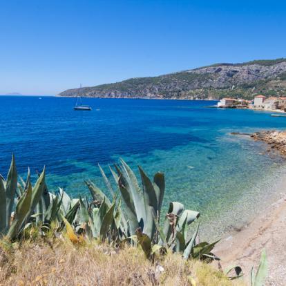 Voyage en Croatie : Randonnée en Dalmatie