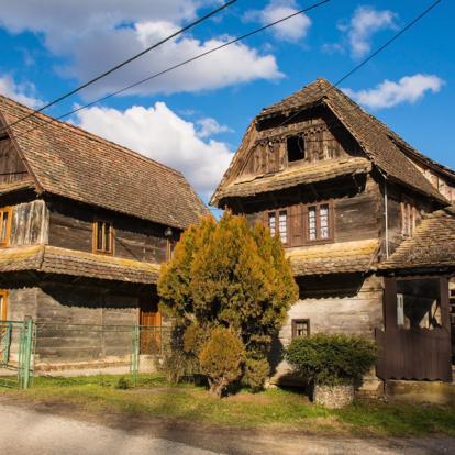Voyage en Croatie : Paysages de Karst dalmate et de Slavonie & Baranja