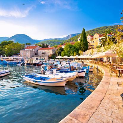Circuit en Croatie : Paysages de Karst dalmate et de Slavonie & Baranja