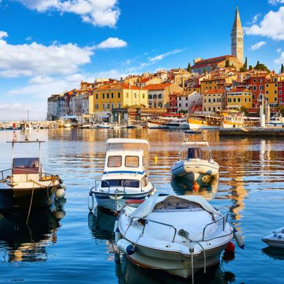 Autotour en Croatie : Vacances Familiales En Istrie