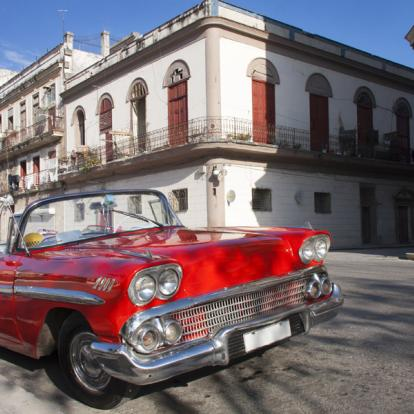 Voyage à Cuba: Vue d'Ensemble