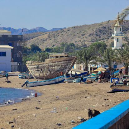 Circuit à Djibouti: Entre Désert et Mer Rouge