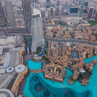 Voyage aux Emirats Arabes Unis : Combiné Dubaï & Ras Al Khaimah