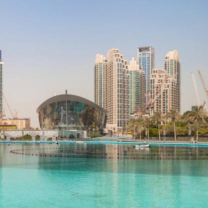 Voyage aux Emirats Arabes Unis : De Dubaï aux Fjords