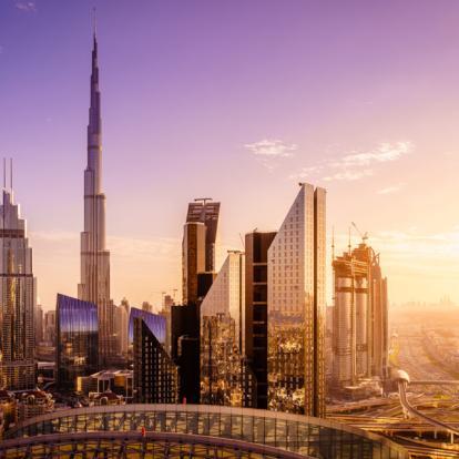 Séjour aux Emirats Arabes Unis : Dubaï en Famille