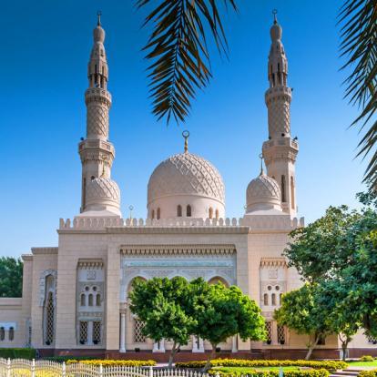 Circuit aux Emirats Arabes Unis : Entre Désert et Océan