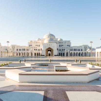 Circuit à Dubaï : Perles du Désert