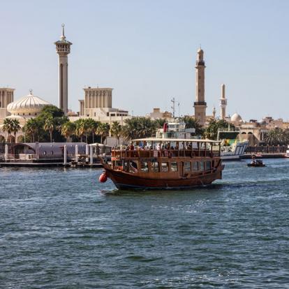 Voyage aux Emirats Arabes Unis : Splendeurs du Golf