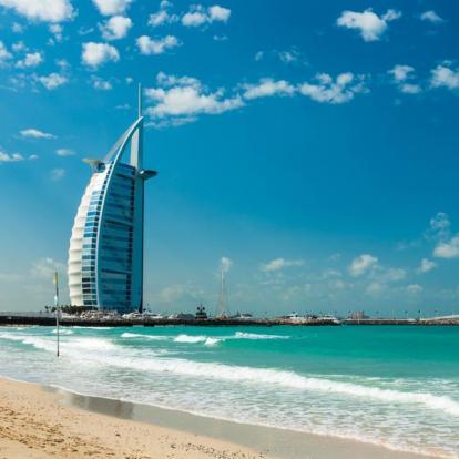 Voyage aux Emirats Arabes Unis - Un Été au Moyen-Orient