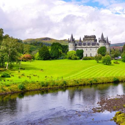 Voyage en Ecosse : Parcs Nationaux, Lochs et Folklore Ecossais