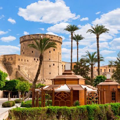 Circuit en Egypte : Combiné Kephren