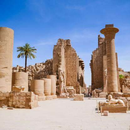 Voyage en Egypte : Combiné Kephren